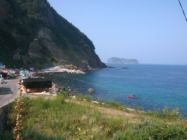 19 mont dol beaches ulleung beach.