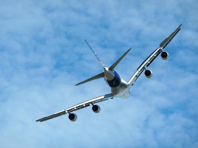 A380 span aileron.