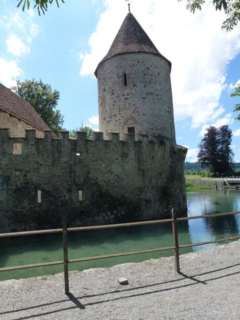 Aargau switzerland castle.