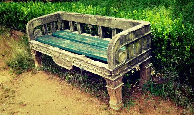 Abandonment classic park.