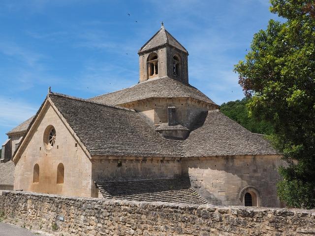 Abbey church church building, religion.