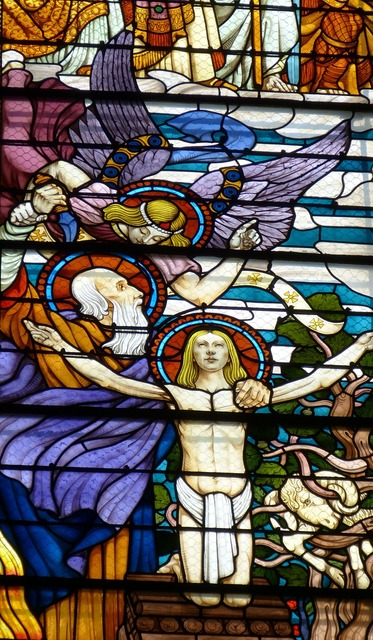Abraham isaac victims, religion.