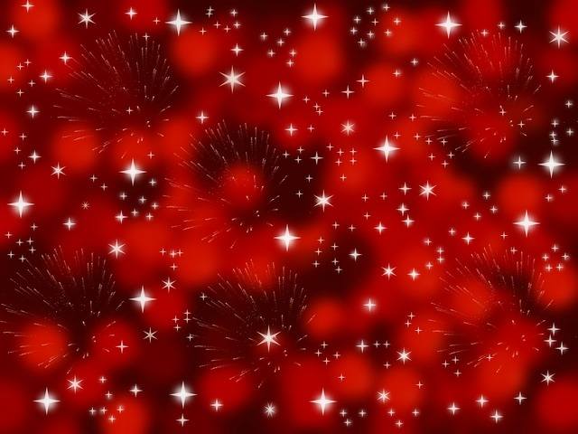 Abstract stars red, backgrounds textures.