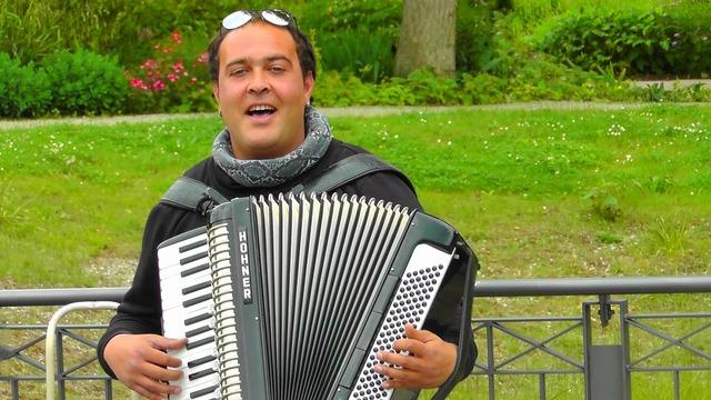 Accordion player accordion musician, music.