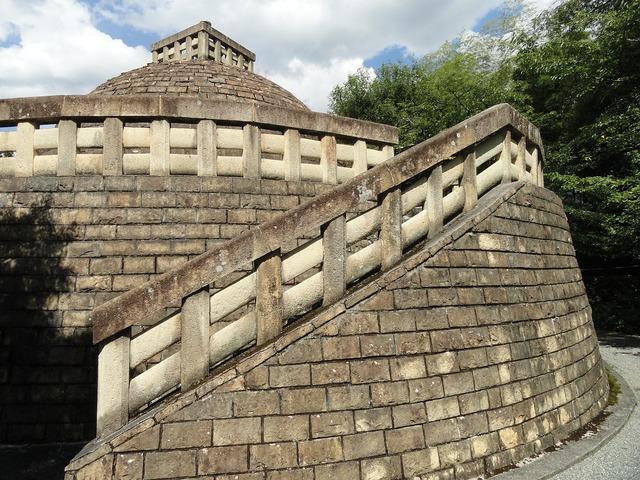 Adashino nenbutsuji kyoto japan, architecture buildings.