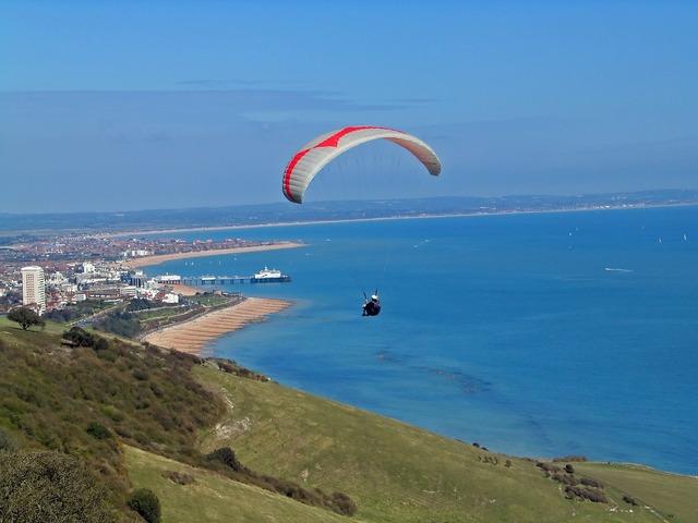 Adrenaline adventure air, science technology.
