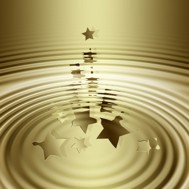 Advent star wave, religion.