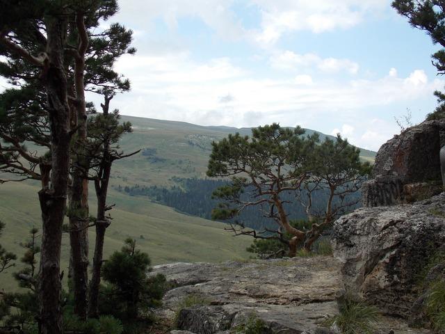 Adygea russia mountains, nature landscapes.