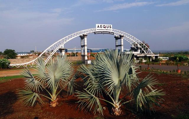 Aequs sez special economic zone manufacturing.