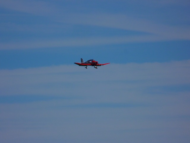 Aerobatics fly air.