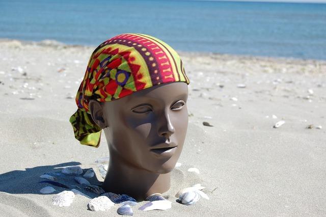 Africa marine sand, travel vacation.
