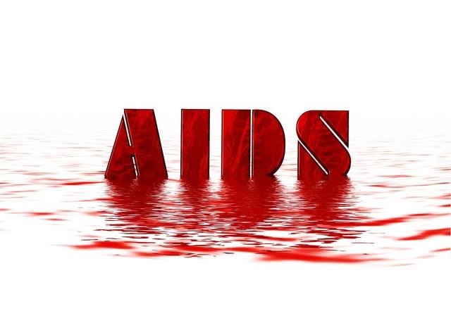 Aids aidsschleife disease.
