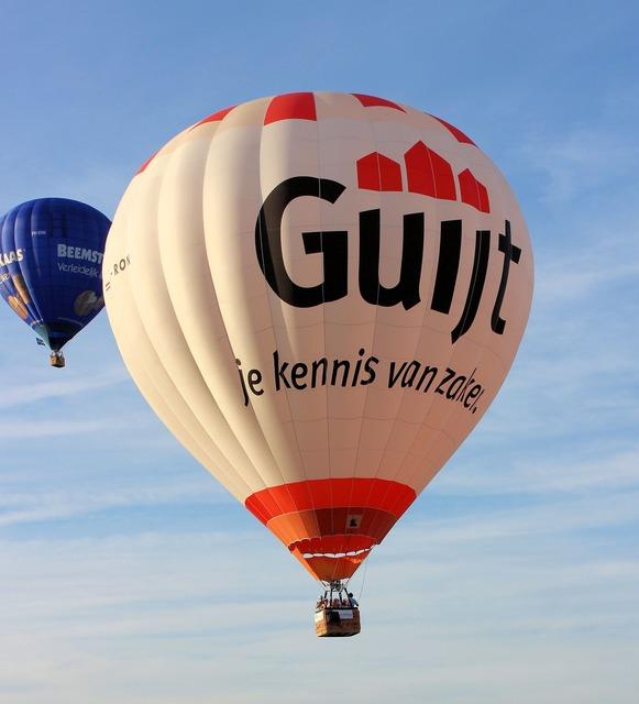 Air balloon festival hot air balloon netherlands.