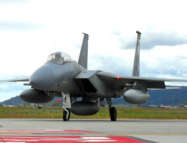 Air force jet usa.