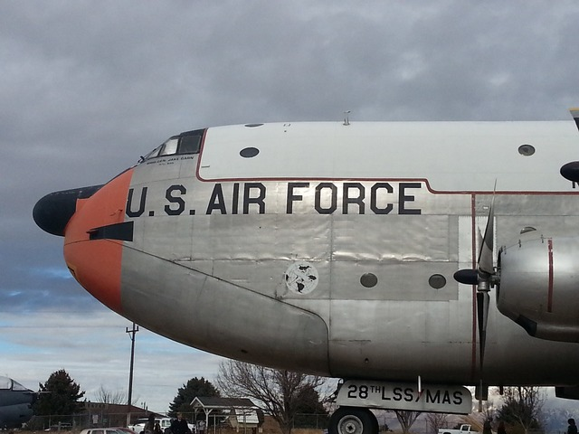 Air force plane military.
