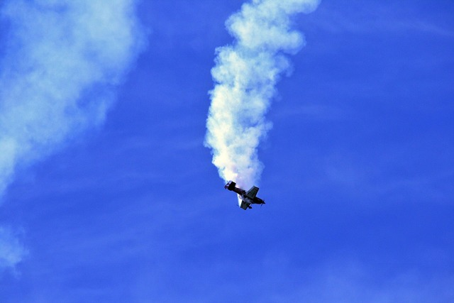 Air show airplane show.