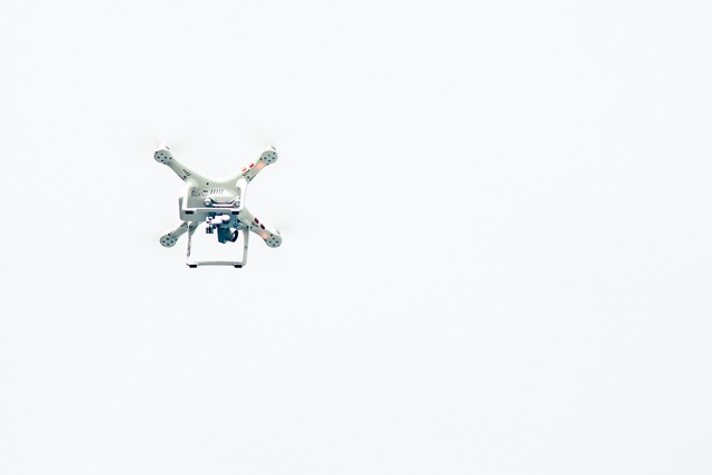Aircraft camera drone.