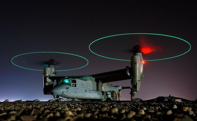 Aircraft landing ufo.