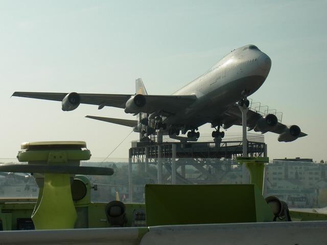 Aircraft museum technik museum speyer.