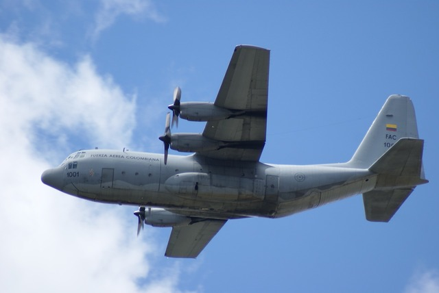 Aircraft propeller load.