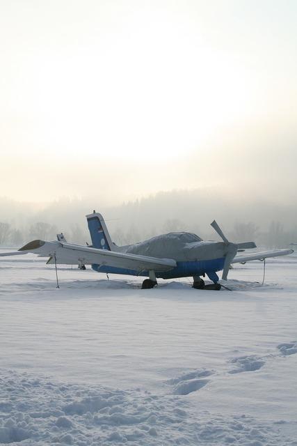 Aircraft propeller plane m17.