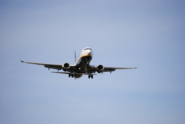 Aircraft sly wings.