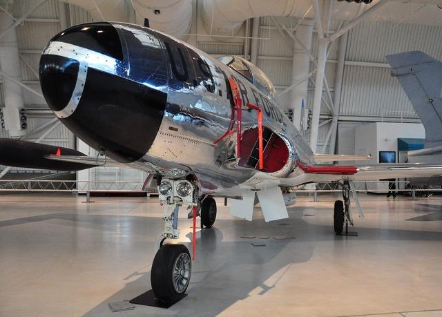 Aircraft t-33a udvar-hazy.