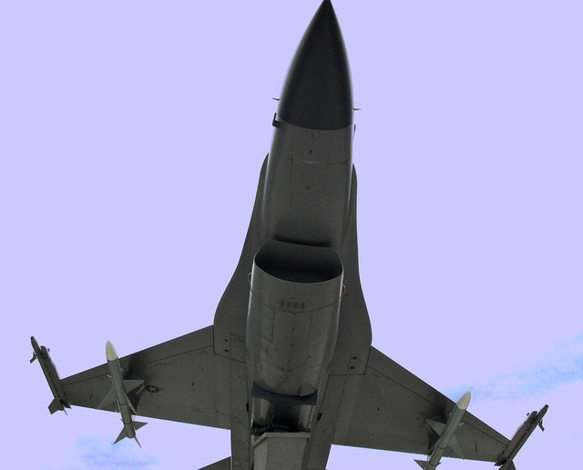 Aircraft usa air force.