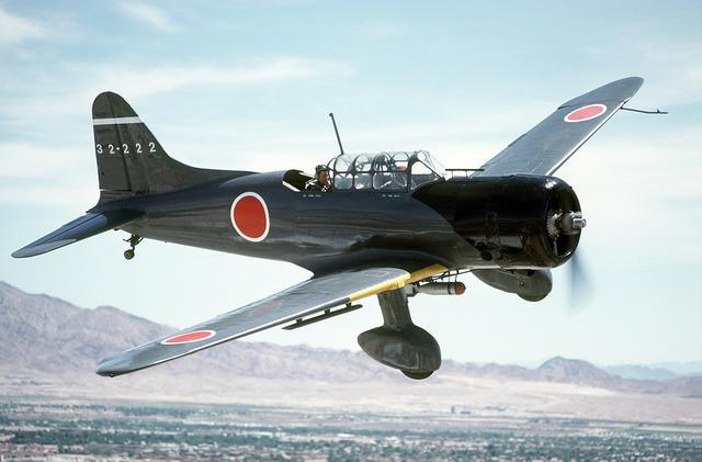 Aircraft world war ii aichi.