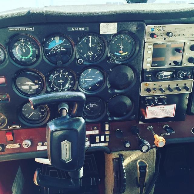 Airplane cockpit sedans.