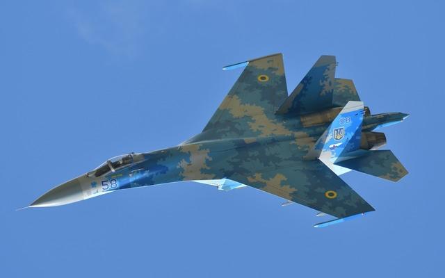 Airplane jet fighter.