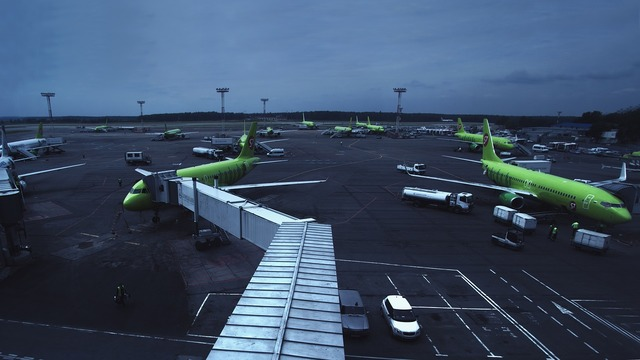 Airport domodedovo airline.