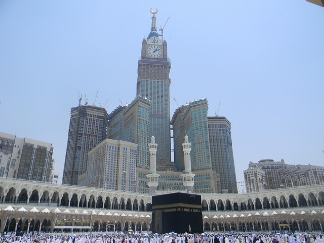 Al abrar mecca architecture building, architecture buildings.