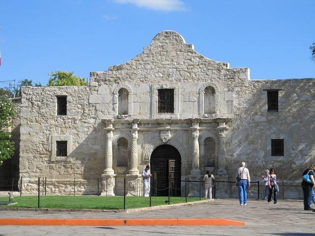 Alamo san antonio texas.