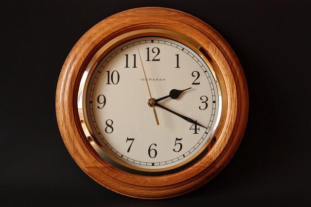 Alarm clock classic clock.