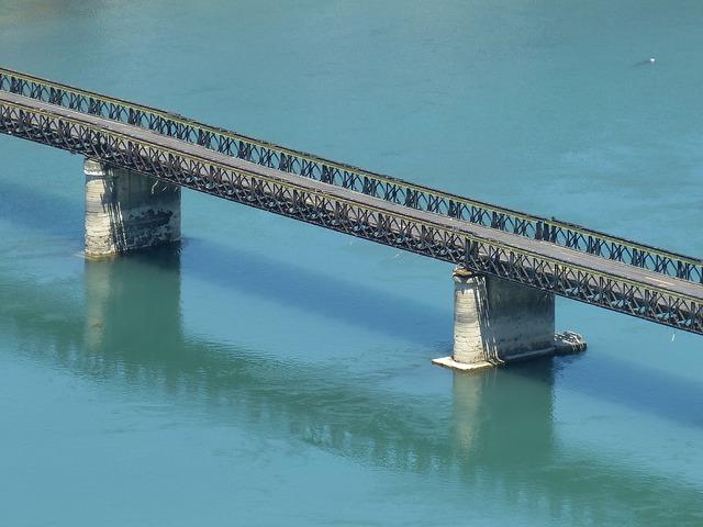 Albania bridge balkan, architecture buildings.