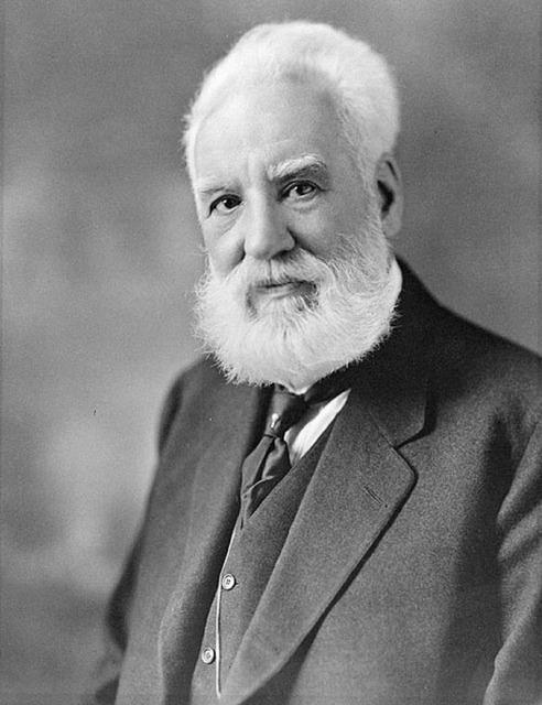 Alexander graham bell scientist inventor.