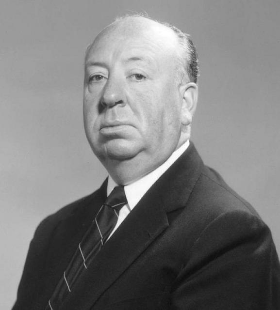 Alfred hitchcock filmmaker man, people.