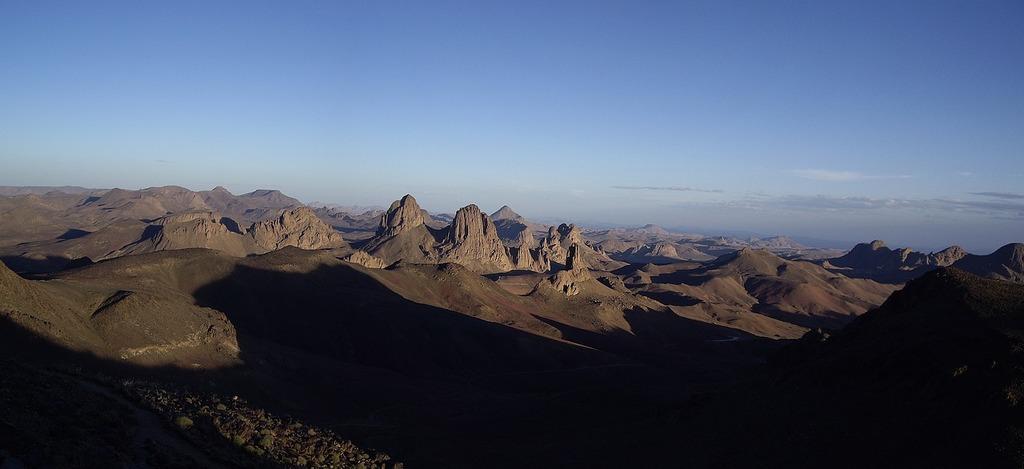 Algeria desert sahara.