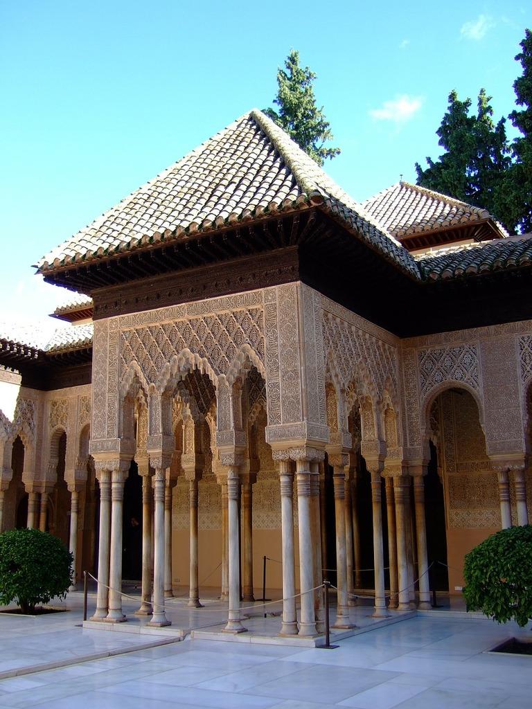 Alhambra granada andalusia.