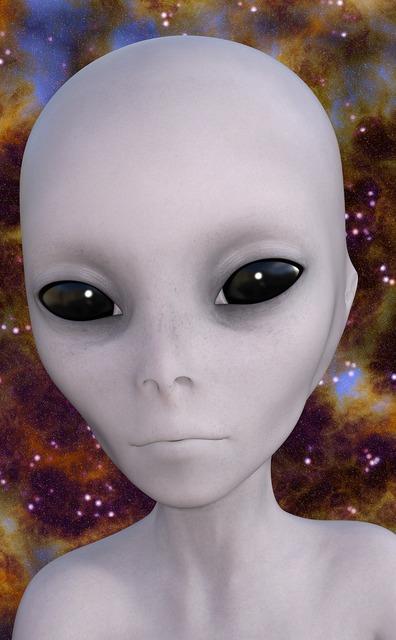 Alien et extraterrestrial.