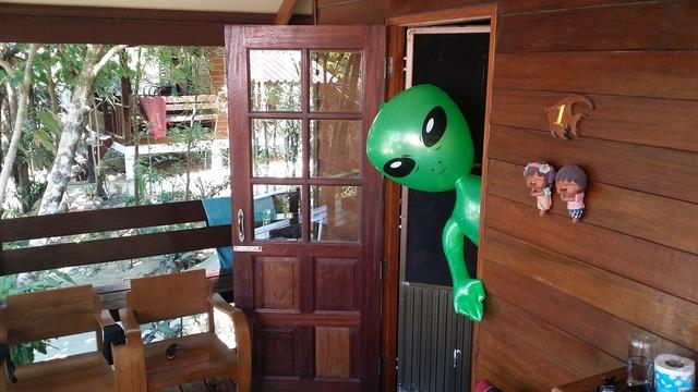 Aliens alien alie.