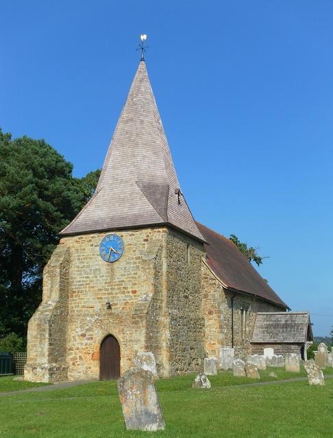 All saints church mountfield sussex, architecture buildings.