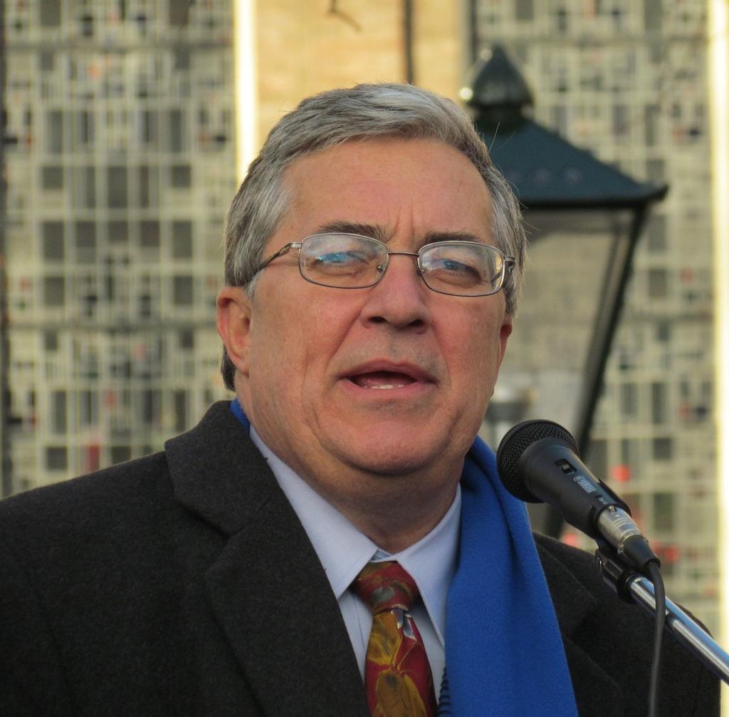 Allan parker justice foundation president.