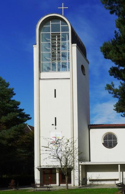 Allerheiligenkirche berlin church, religion.