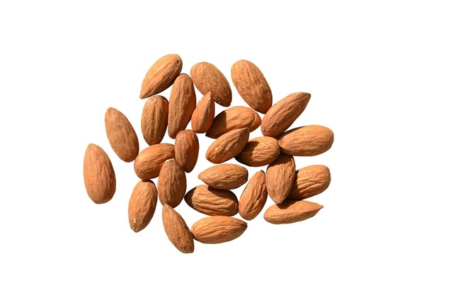 Almond healthy eating food, food drink.