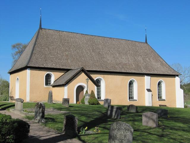 Almunge church sweden, religion.