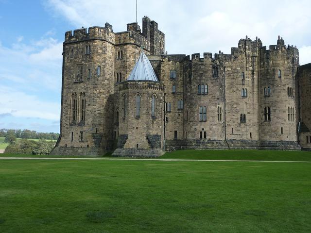Alnwick castle england castle.