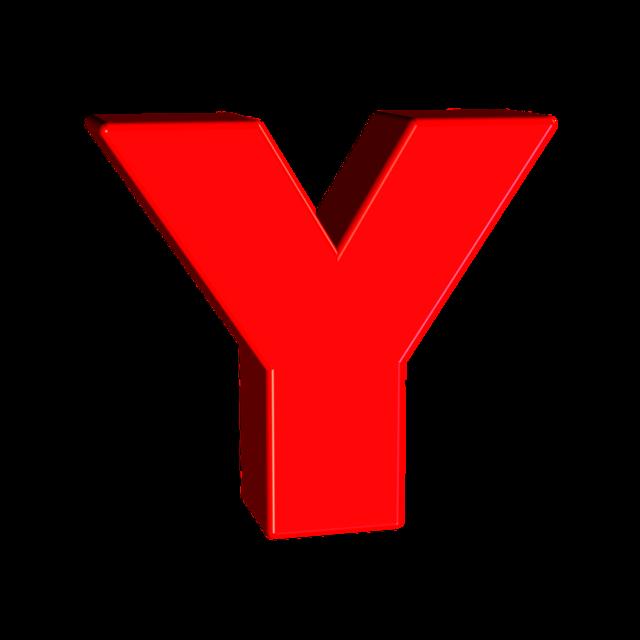 Alphabet letter character.