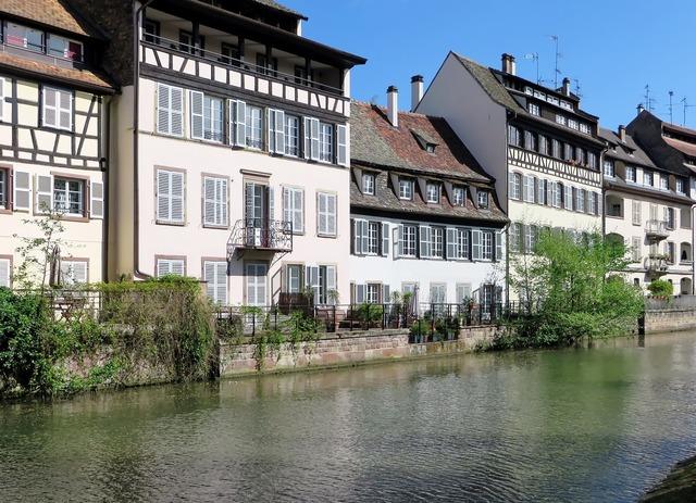 Alsace strasbourg ill.